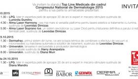 Invitatie Congresul de Dermatologie